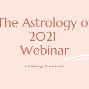 Astrology Webinars